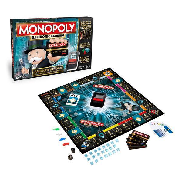 Monopole banque électronique Hasbro