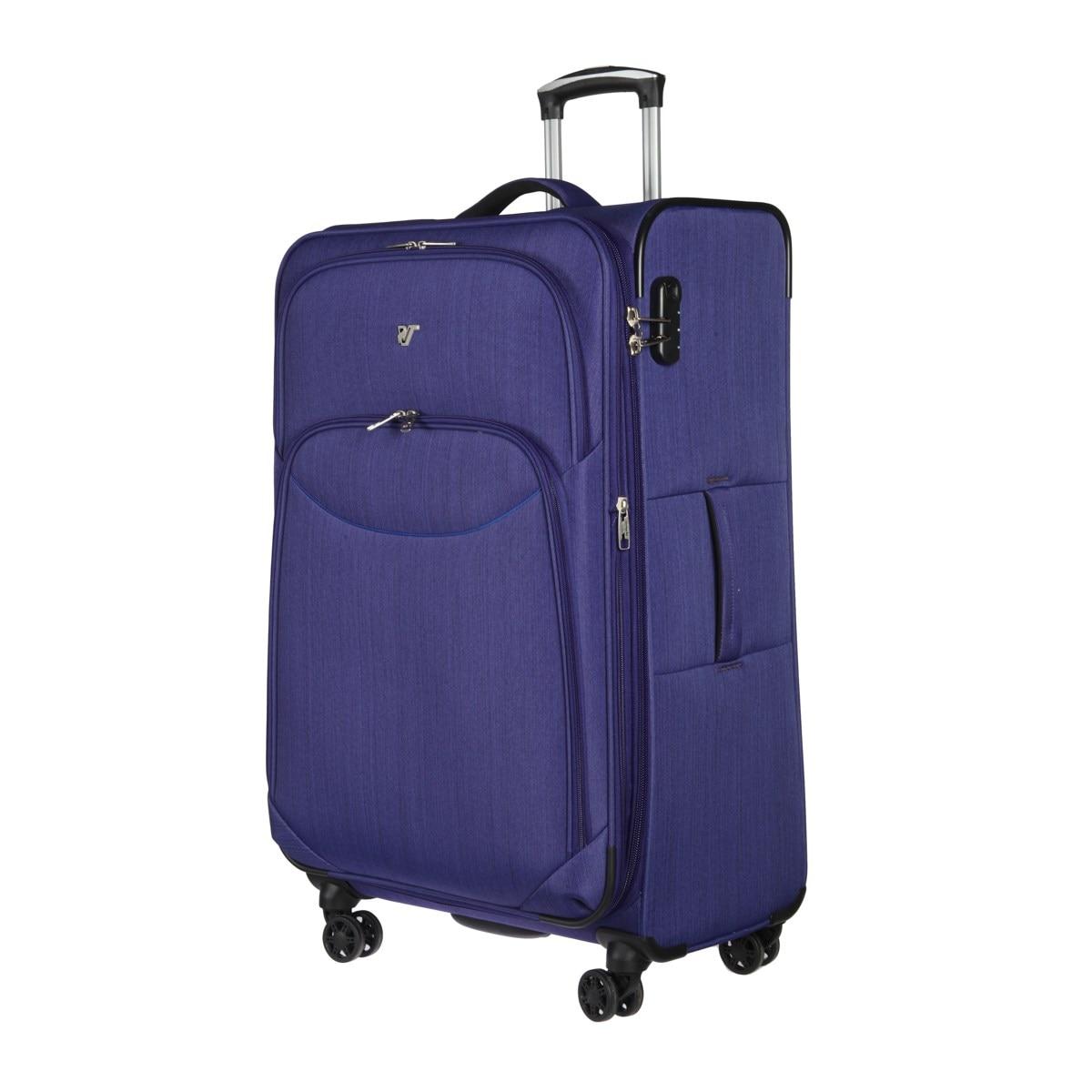 Suitcase-trolley Verage GM17026W28 purple