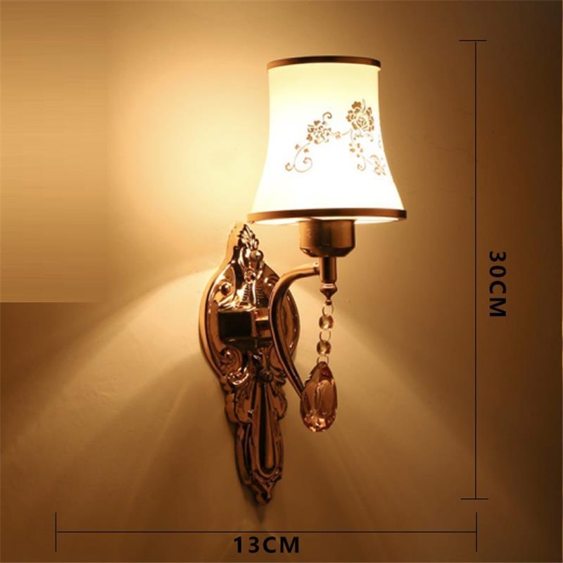 Moderna Deco Maison Tete Lit Lampen Modern Applique Murale Luminaire Bedroom Aplique Luz Lampara De Pared Interior Wall Light in Wall Lamps from Lights Lighting