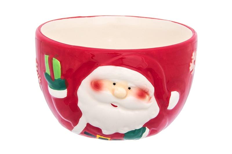 Available from 10.11Salad bowl of 500 ml. Santa Claus Elan Gallery 380092 футболка print bar santa claus
