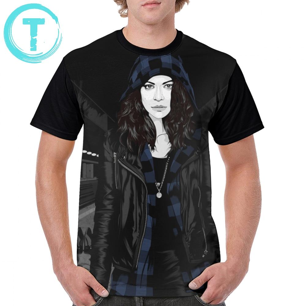 Negra Camiseta Para Poliéster HombreHuerfanaNegra100 Huerfana HeEDY2IW9