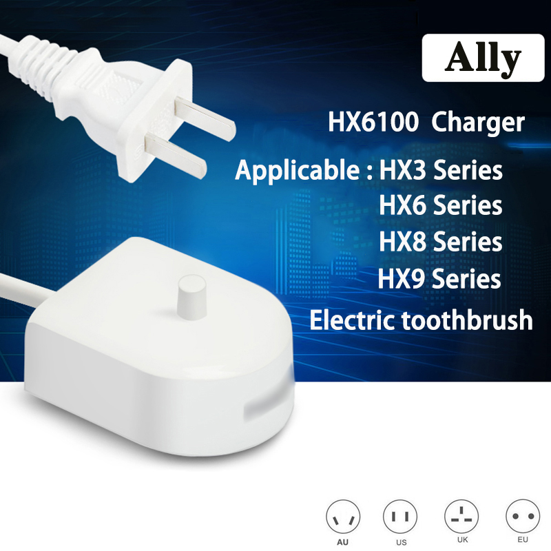 HX6100 Charger for Philips Electric Toothbrush Sonicare R732 R780 RS900 RS910 RS930 RS980 RS930 RS900 RS950 Electric Toothbrushs image
