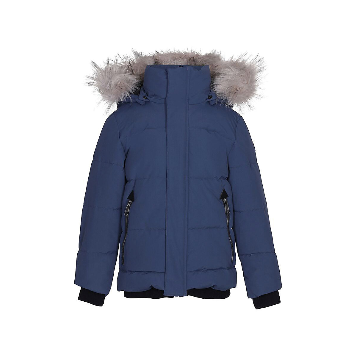 Jackets & Coats MOLO for boys 9170660 Jacket Coat Denim Cardigan Warm Children clothes Kids icebear 2018 short women parkas cotton padded jacket new fashion women s windproof thin cotton jacket warm jacket 16g6117d