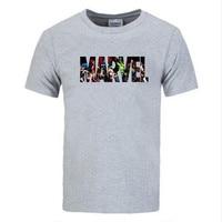 Marvel Short Sleeve T-shirt (23 Designs) 1