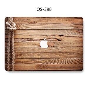 Image 4 - 2019 чехол для ноутбука MacBook Air Pro retina 11 12 13 15,4 для Apple Macbook 13,3 15,6 дюймов с защитной клавиатурой