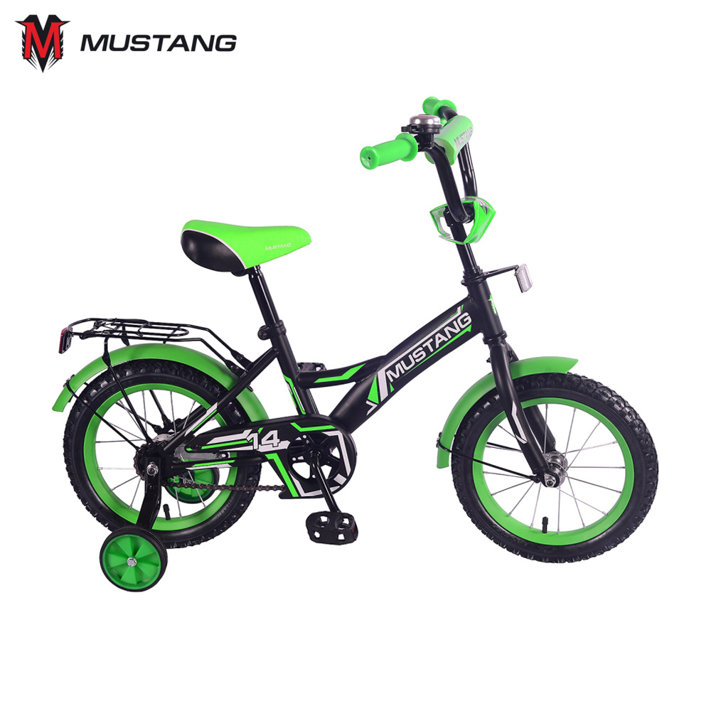Bicycle Mustang 265199 bicycles teenager bike children for boys girls boy girl ST14036-GW