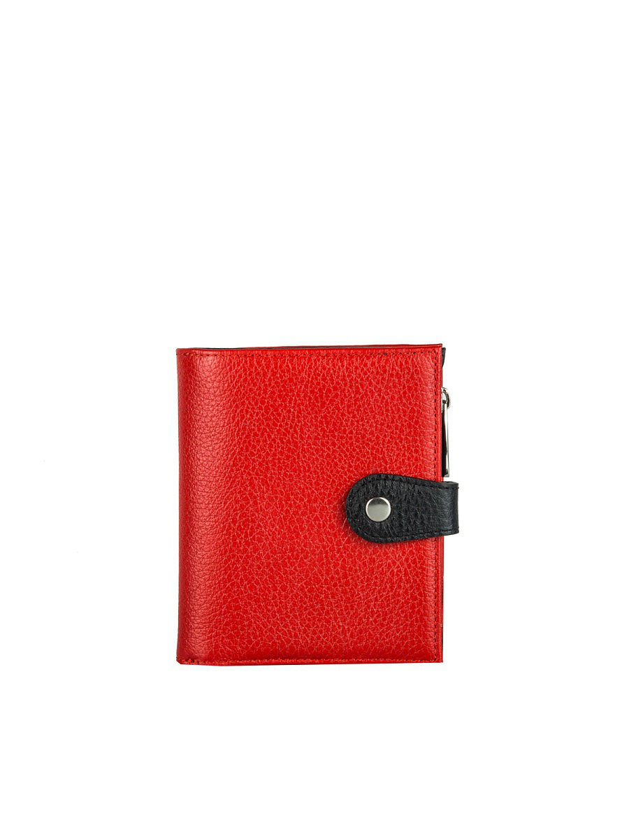 Coin Purse women PJ.186.BK. Red/Black xiyuan brand 2018 new fashion women red wallet female hasp gold party bride purse long coin purses ladies wallets for wedding