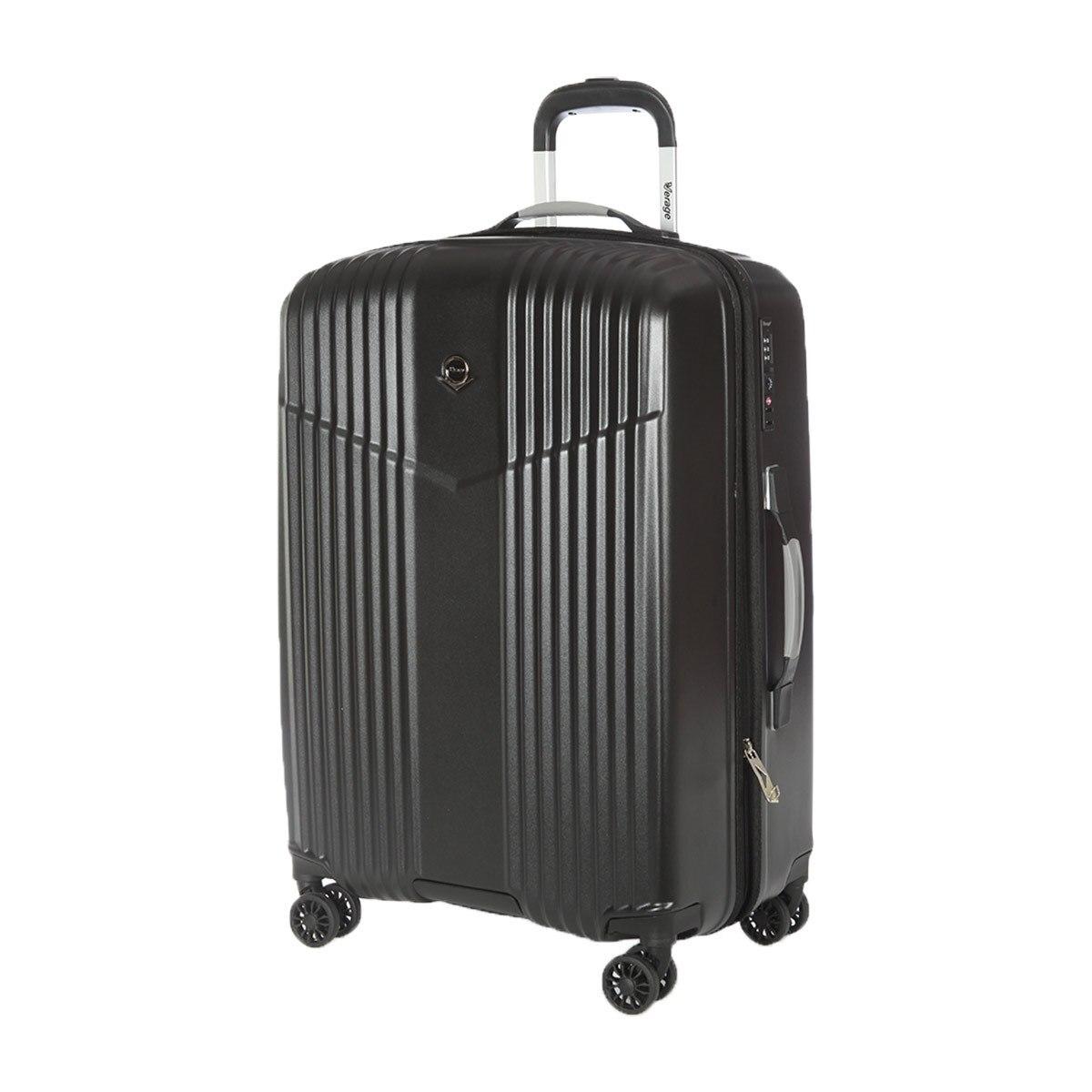 Suitcase-trolley Verage GM17072W24 black