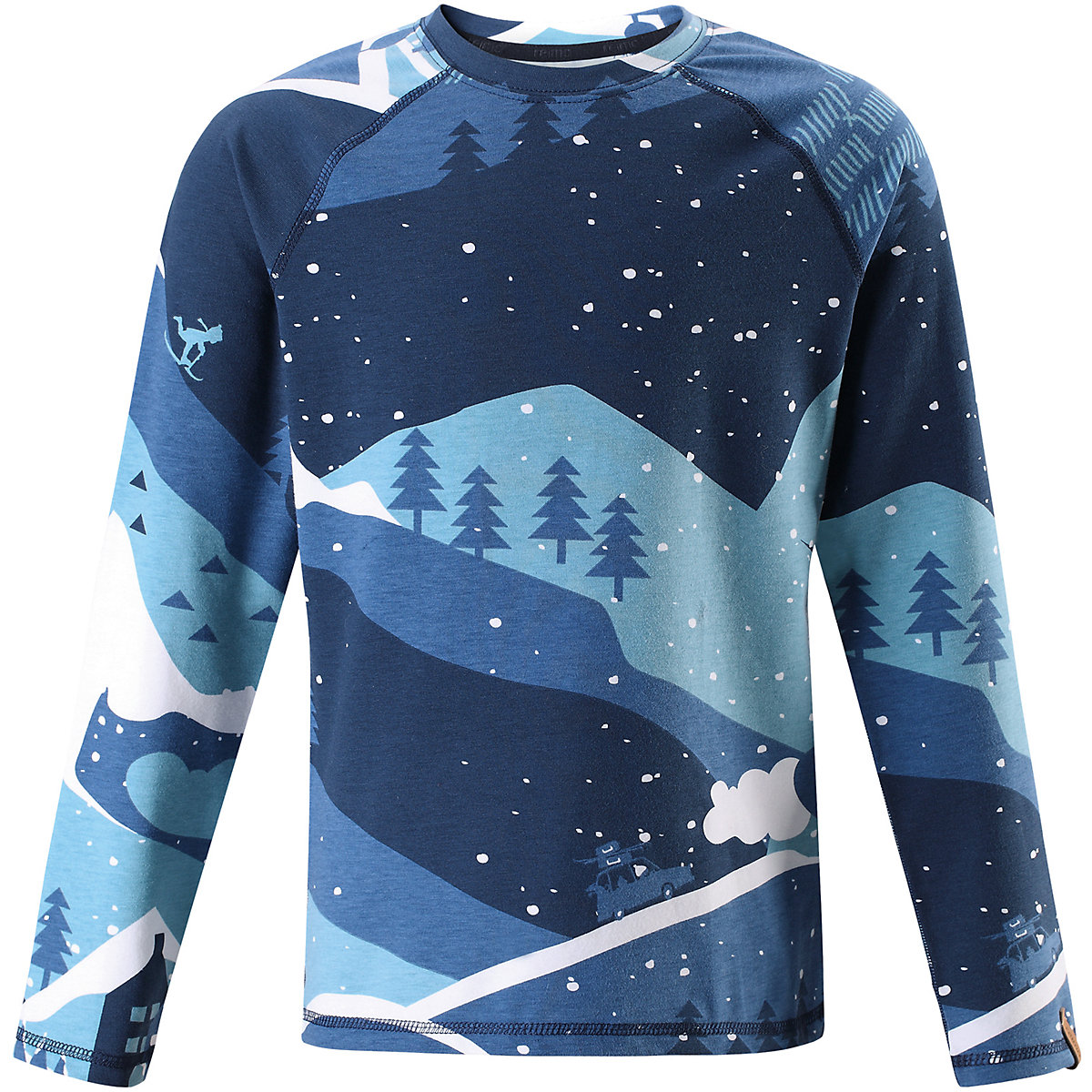 Reima Sweaters 8689550 winter clothes   for boys and girls cotton children autumn and winter warm clothes boys and girls thick cashmere sweaters