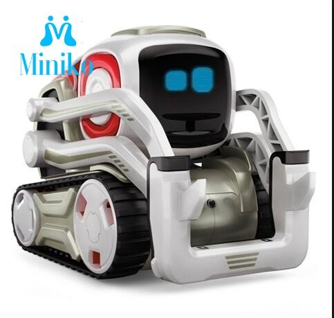 High Tech Toys Robot Cozmo Artificial Intelligence Voice Family Interaction Early Education Children Smart Toys(China)