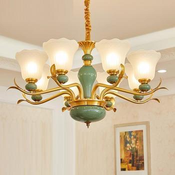 Para Comedor lámpara De Techo Colgante Moderna nórdicos Led Colgante  lámpara De luz De cristal Luminaria Suspendu Hanglamp >> sparking Store