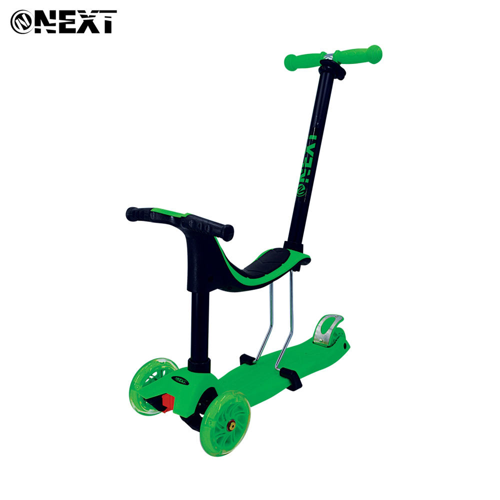 Kick Scooters Foot Scooters Next 264902 children trick scooter for boy girl boys girls Luminous wheels S00418 ключ комбинированный vira 511008 13 мм cr v