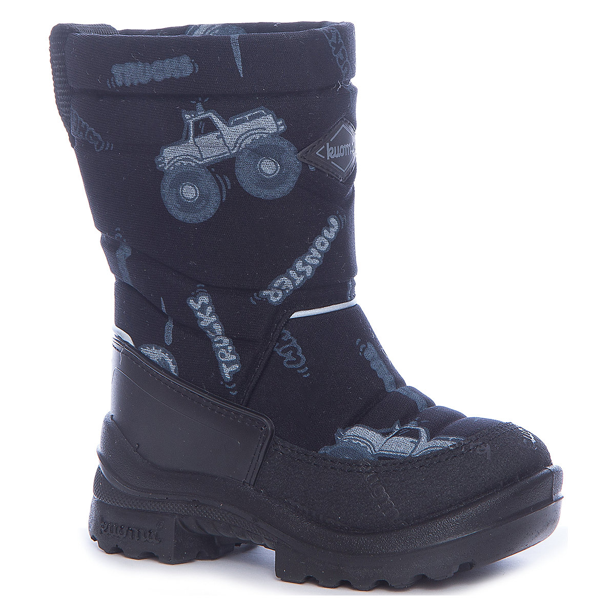 Boots KUOMA for boys 7047117 Valenki Uggi Winter Baby Kids Children shoes