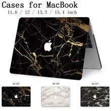 2019 dla notebooka torba na laptopa dla gorąca MacBook Air Pro Retina 11 12 13 13.3 15.4 Cal z ekranem protector klawiatura Cove