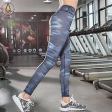 For Women Yoga Slim Casual Leg Pants Fitness Low Waist Yoga Pants Scrunch Butt Lift Wear Hip Trousers Contrast Color Leggings