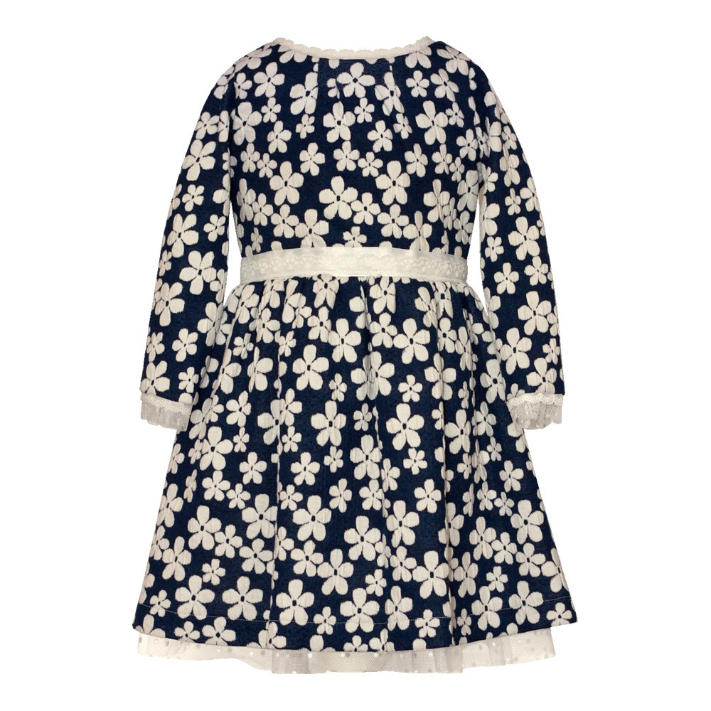 Little People Dress kids clothes children clothing stay naive girl dress spring summer 2018 fashion children s clothing children s flower dress cotton princess costume