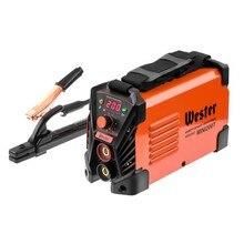 Инвертор сварочный WESTER MINI 200Т  30-200A 155В ПВ60% 1.6-5.0мм