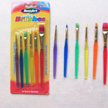 6 pcs/set Creamy Toner Paint Pen Brush DIY kitchen Baking Decor Color Carving Group Fondant Sugar Cake Carving Pen Handle crafts(China)