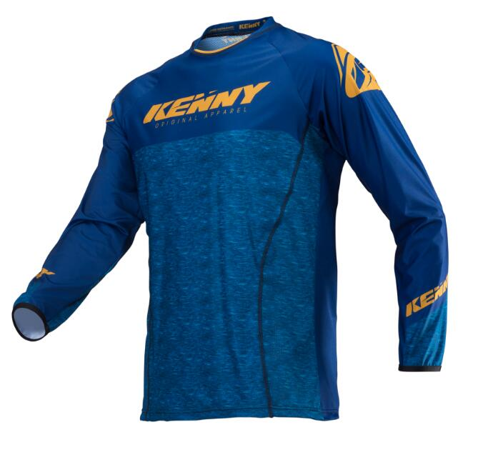 Brand New Kenny 2019 Men Motorcycle Motocross Racing DH Downhill MX MTB Free T shirt Jersey Jerseys Cycling Wear XS~XXXXL
