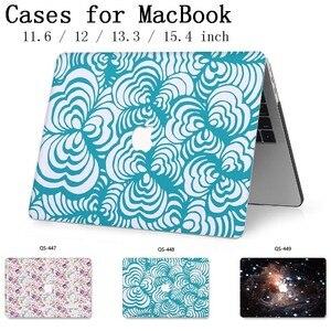 Image 1 - Hot New Per MacBook Air Pro Retina 11 12 13 15 Per Apple Computer Portatile Della Cassa Del Sacchetto 13.3 15.4 Pollici Con protezione dello schermo Tastiera Cove tas