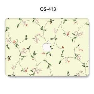 Image 4 - עבור MacBook רשתית 11 12 13 15 2019 החדש של אפל מחשב נייד Case תיק 13.3 15.6 אינץ עם מסך מגן מקלדת קוב תיק