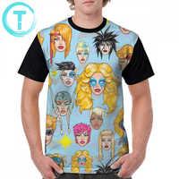 Jem T Hemd Dazzlers T-Shirt Polyester Grafik Grafik T-shirt Short-Hülse Plus größe Männer Spaß Mode T-shirt