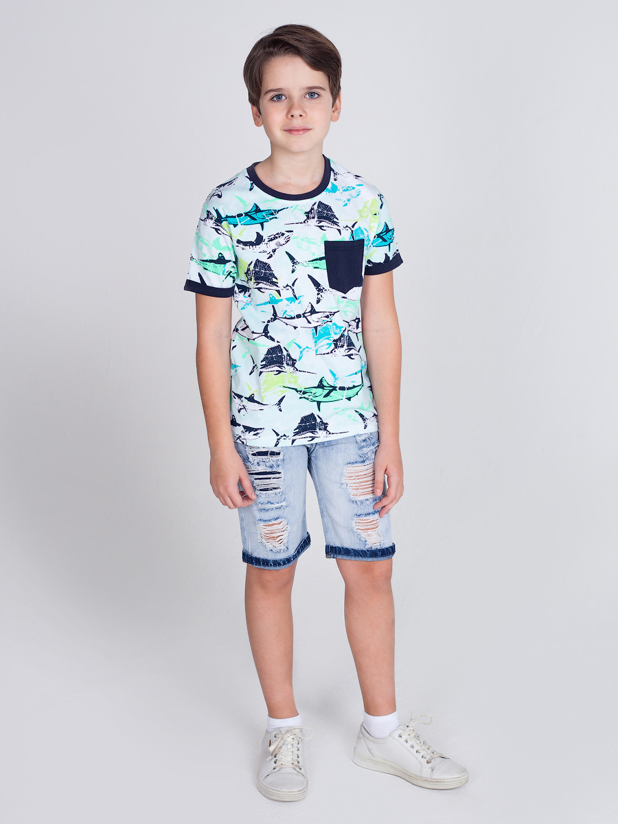[Available with 10.11] T Shirt jersey for boys интерактивная игрушка fisher price мини машинка бибо fcw57