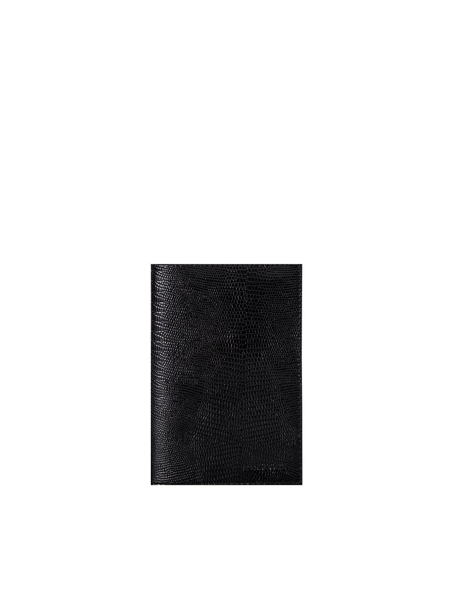 Passport cover O.1.KK. Black