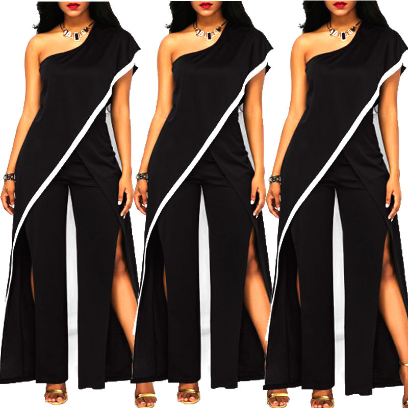 Fashion Women Clubwear Summer Playsuit Bodycon Party   Jumpsuit   Romper Trousers