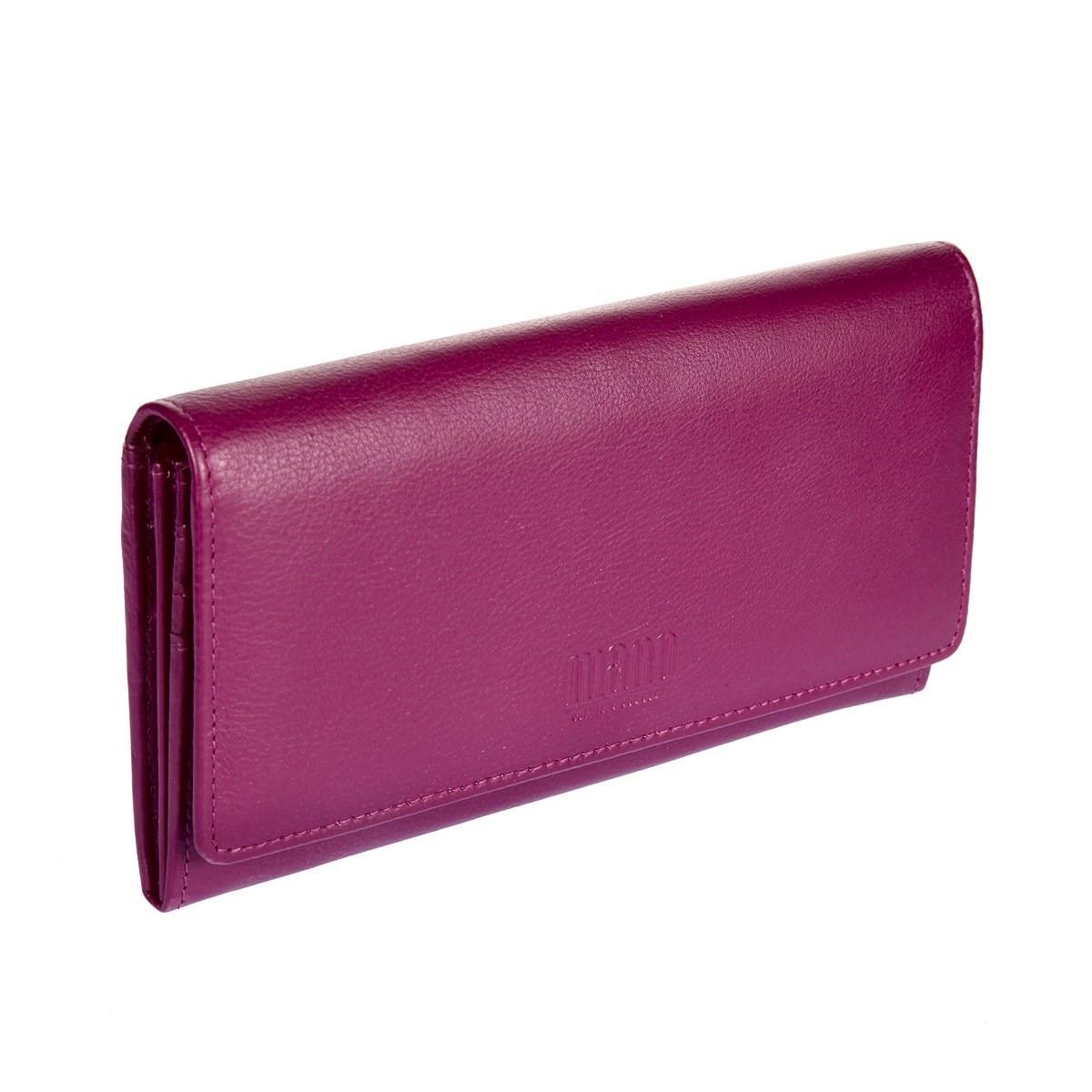 Purse Mano 20100 SETRU fuchsia кошельки бумажники и портмоне mano 20103 setru black