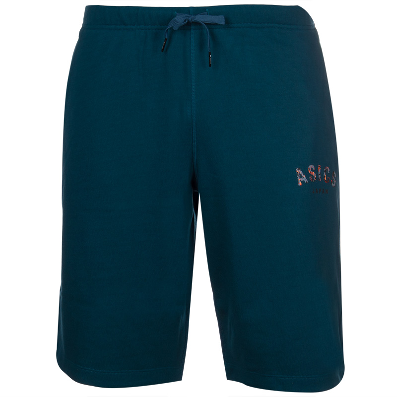 Male Shorts ASICS 131468-0053 sports and entertainment for men oudiniao sports and leisure shoes