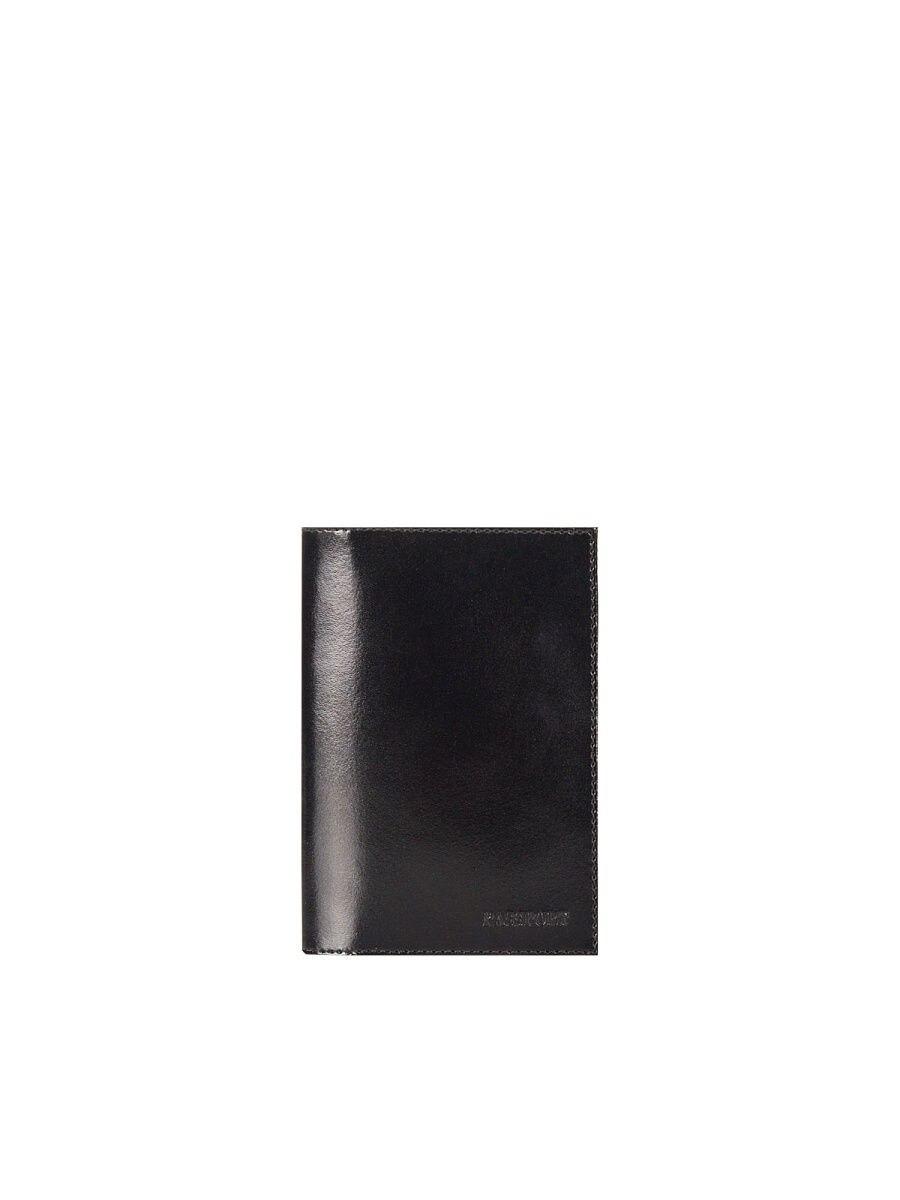 Passport cover. O.1.SH. Black 14 9 6cm 3d cartoon hello kitty travel passport cover id credit card bag card holder pvc passport holder 14 9 6cm