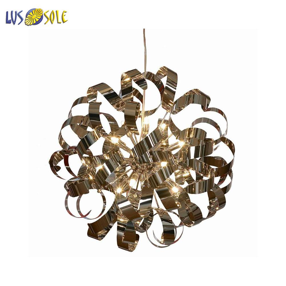 Chandeliers Lussole 43901 ceiling chandelier for living room to the bedroom indoor lighting стоимость
