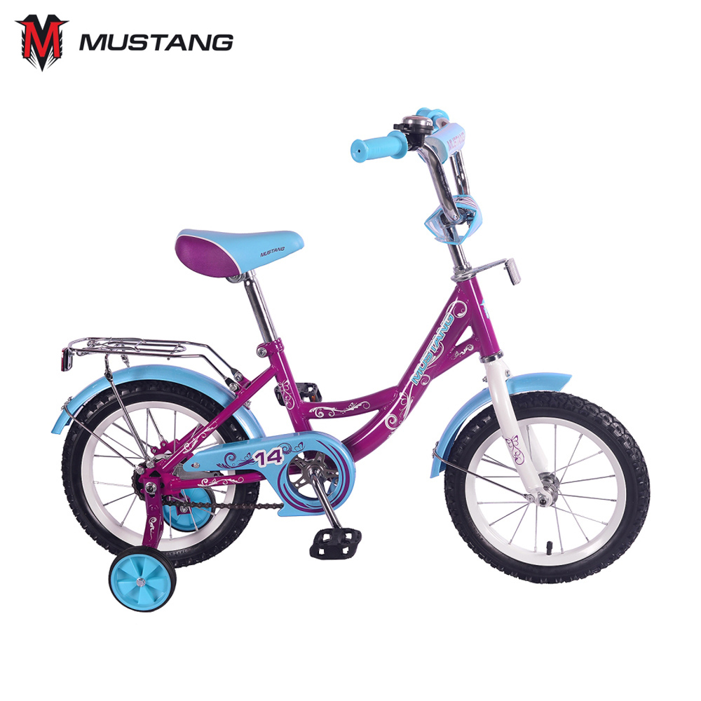Bicycle Mustang 265170 bicycles teenager bike children for boys girls boy girl ST14032-Y