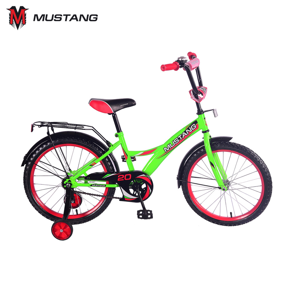Bicycle Mustang 265191 bicycles teenager bike children for boys girls boy girl ST20033-GW
