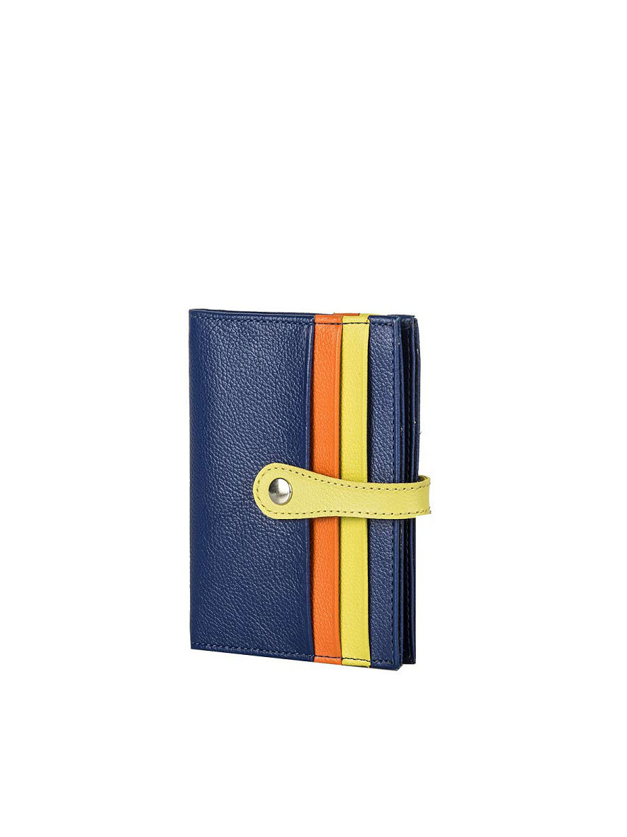 Credit Card Cases women K.28.CH. Blue realer wallets for women genuine leather long purse female clutch with wristlet strap bifold credit card holders rfid blocking