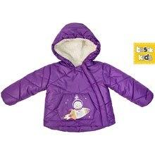 Basik Kids Куртка утепленная фиолетовая