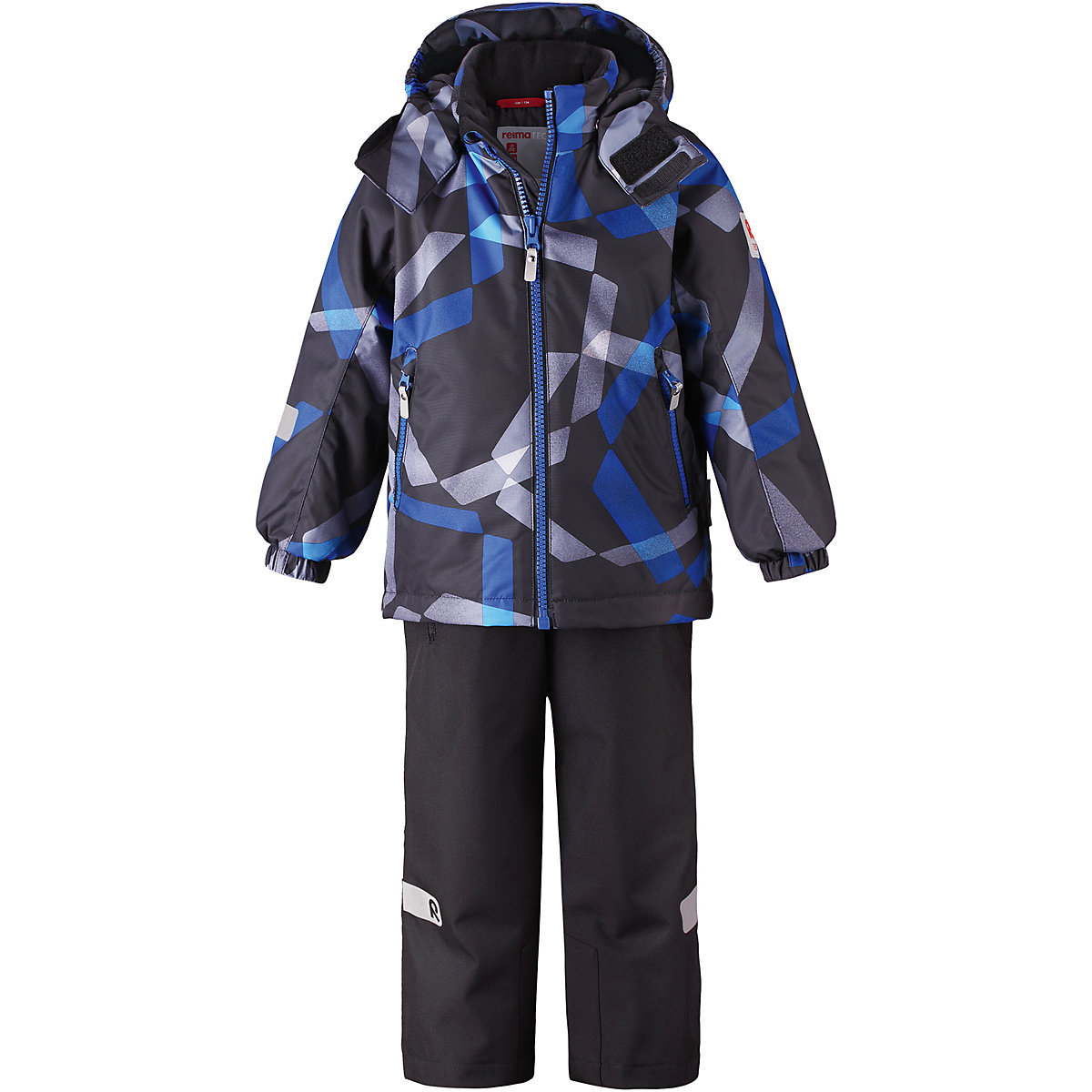 REIMA Babys Sets 8689673 for boys Polyester Baby Kit boy Jacket and pants monton 113129289 outdoor cycling polyester short pants for men black l