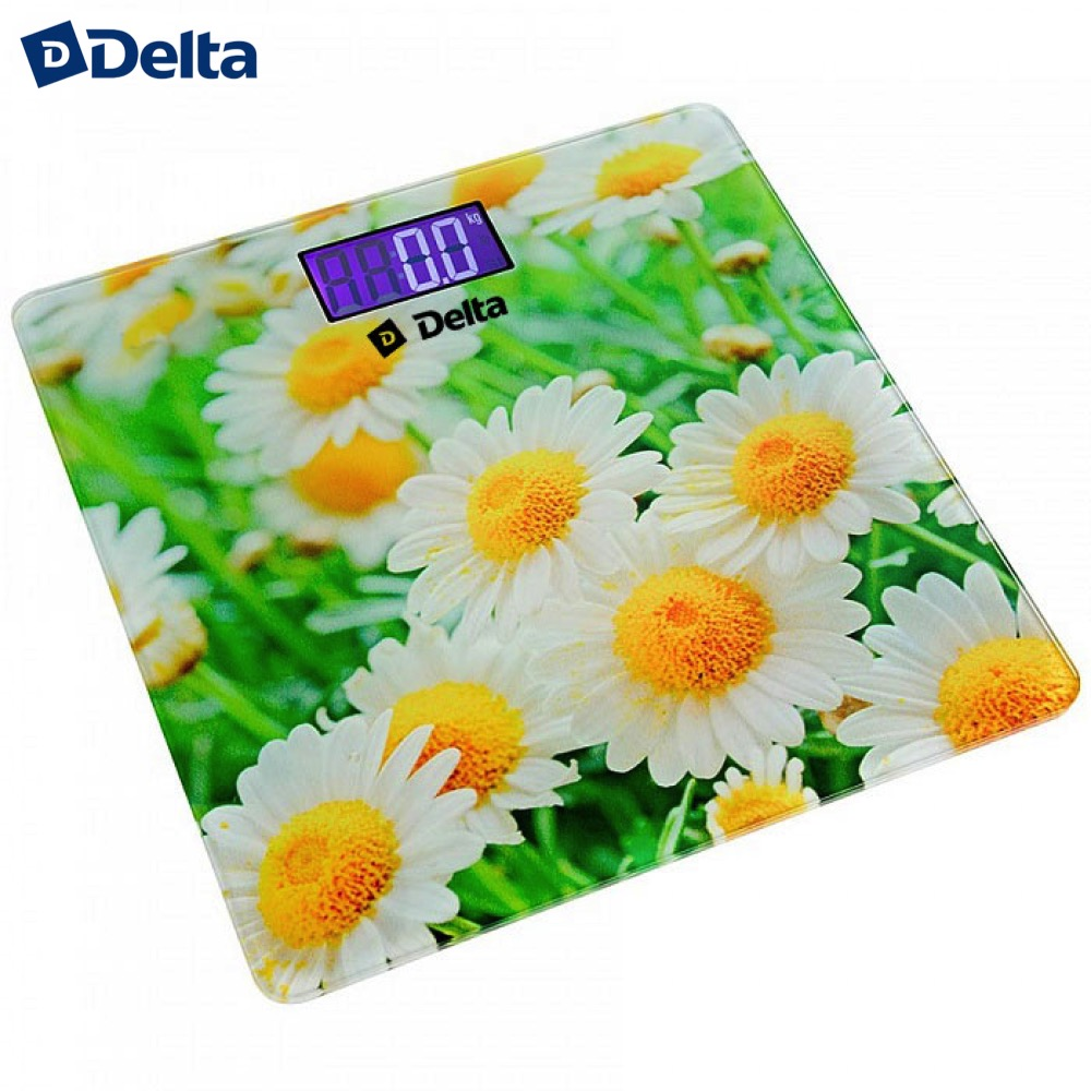 Bathroom Scales Delta D-9220 Household supplier products outdoor electronic weighing weight luxury golden plated finish toilet brush holder with ceramic cup household products bath decoration bathroom accessories
