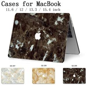 Image 1 - Чехол для ноутбука чехол для ноутбука MacBook 13,3 15,4 дюймов для MacBook Air Pro retina 11 12 с защитной клавиатурой для экрана