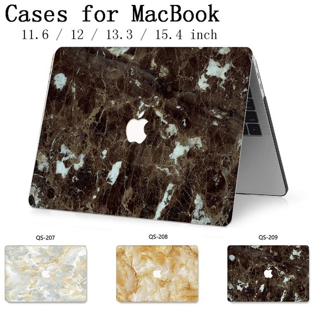 Чехол для ноутбука чехол для ноутбука MacBook 13,3 15,4 дюймов для MacBook Air Pro retina 11 12 с защитной клавиатурой для экрана