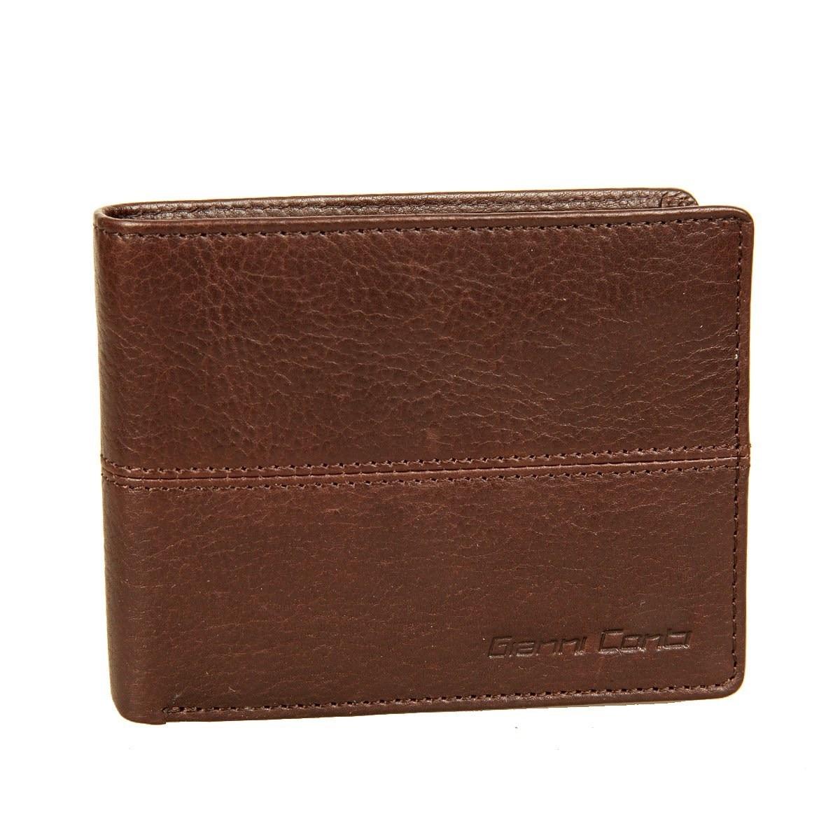 Coin Purse Gianni Conti 1137100E dark brown