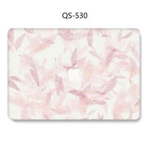 Image 4 - Dành cho Laptop MacBook 13.3 15.4 Inch Cho Macbook Air Pro Retina 11 12 13 15 Có Màn Hình Bảo Vệ Bàn Phím cove Apple Túi