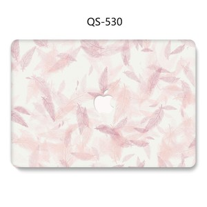 Image 4 - For Laptop Case MacBook 13.3 15.4 Inch For MacBook Air Pro Retina 11 12 13 15 With Screen Protector Keyboard Cove Apple Bag Case