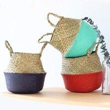 Rattan Basket Straw Basket…