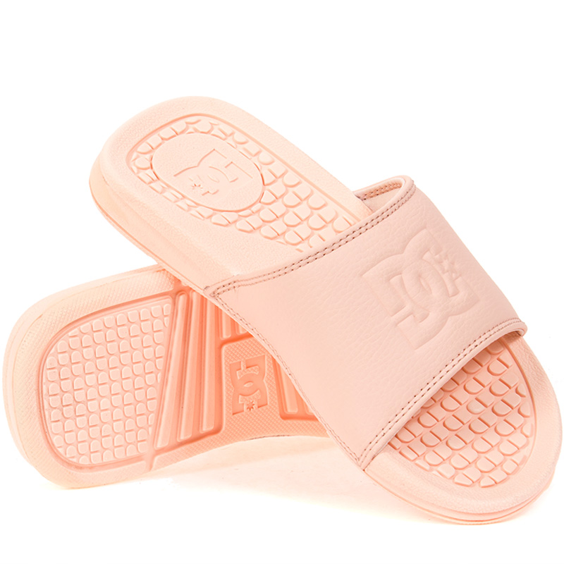 Female Slippers DC SHOES ADJL100007-PCR sports and entertainment for women miquinha height increasing women casual shoes high platform ladies hidden wedge shoes women flats zapatillas deportivas mujer