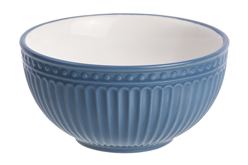 Available from 10.11 Salad bowl Pastel azure Elan Gallery 160044
