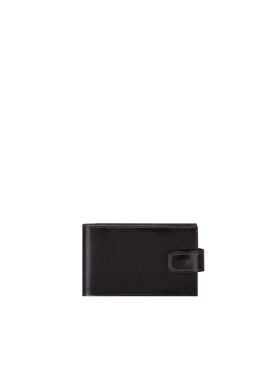 Business Card Holder V.31.SH. Brown befler befler v 31 1 brown