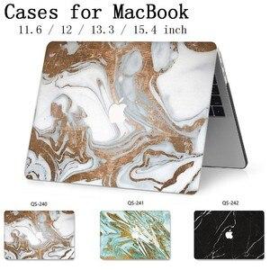 Image 1 - עבור מחשב נייד מחשב נייד שרוול מקרה חדש שקיות עבור MacBook רשתית 11 12 13 15.4 13.3 אינץ עם מסך מגן מקלדת קוב
