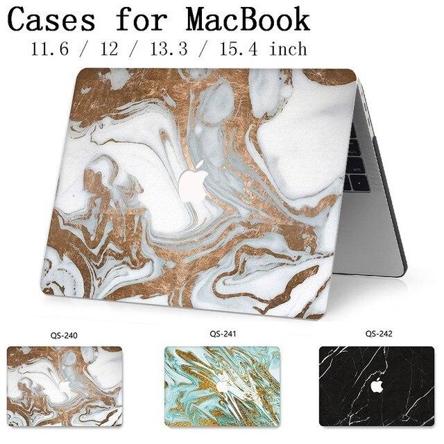 עבור מחשב נייד מחשב נייד שרוול מקרה חדש שקיות עבור MacBook רשתית 11 12 13 15.4 13.3 אינץ עם מסך מגן מקלדת קוב